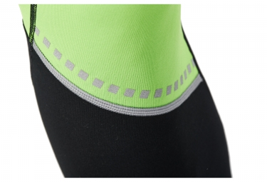 Collant Long Femme CRAFT THERMAL Noir Vert