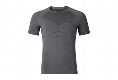sous maillot odlo evolution warm gris s