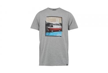 T-Shirt ANIMAL CAMPER Gris