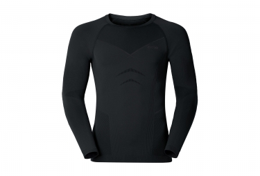ODLO Long Sleeves BaseLayer EVOLUTION WARM Negro