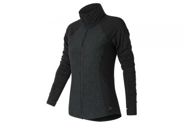 veste coupe vent femme new balance wj63104 noir xs