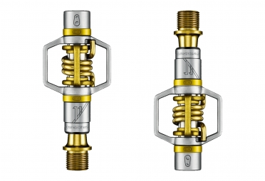 CRANKBROTHERS pair eggbeater 11 pedals Gold