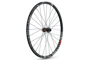roue avant dt swiss ex 1501 spline one 27 5 largeur 25mm 20x110mm center lock 2017 noir