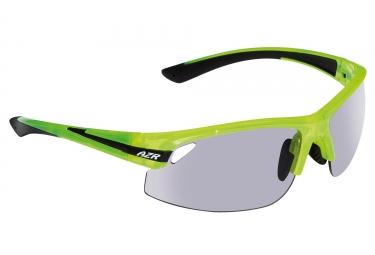 lunettes azr kromic ventoux rx blanc vert photochromic