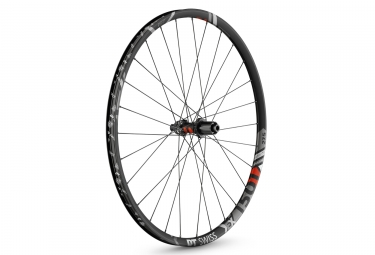 roue arriere dt swiss ex 1501 spline one 27 5 largeur 25mm sram shimano boost 12x148mm center lock noir