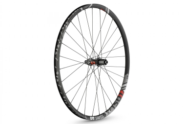 Rueda trasera DT SWISS 2017 29 EX 1501 SPLINE ONE | Ancho 25mm | 12x142 mm | Center Lock | Negro