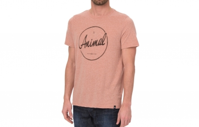 Camiseta ANIMAL RECORD rosa