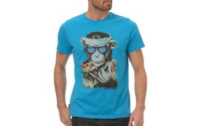 T-Shirt ANIMAL LOKO Bleu