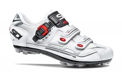 chaussures vtt sidi eagle 7 blanc 41