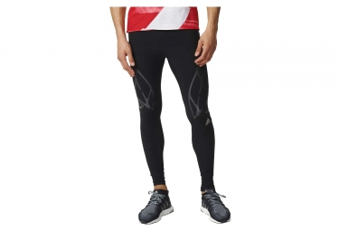Collant Long adidas running ADIZERO SPRINTWEB Noir
