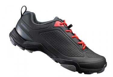 chaussures vtt shimano mt300 noir 40