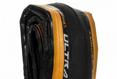 pneu continental ultra sport 2 souple orange 25 mm