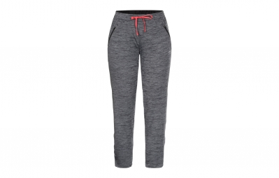LI-NING JANUARY Woman Pants Grey