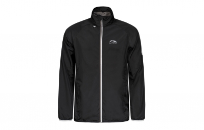 veste coupe vent li ning james noir m