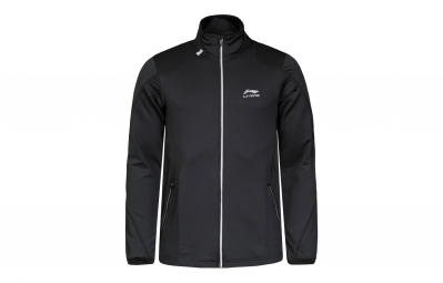 veste coupe vent li ning johnny noir s