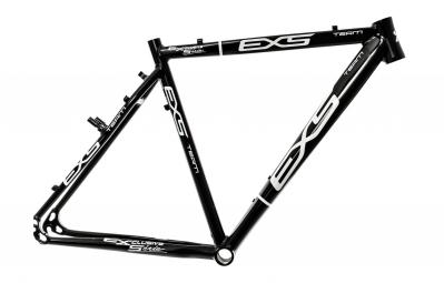 EXS Cadre Cyclocross ALU Noir