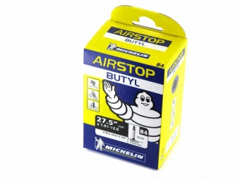 MICHELIN AIRSTOP BUTYL Inner Tube B4 27.5x1.90/2.60 Presta 40mm