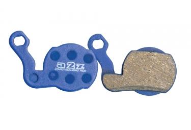 Image of A2z paire de plaquettes magura louise 2007 organiques