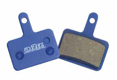 A2Z pair of pads Shimano BR 415/416/465/475/485/486/495/515/525/575 Organic