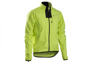 BONTRAGER Race Stormshell Jacket Yellow High Visibility