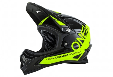 ONEAL BACKFLIP RL2 BUNGARRA Helmet Black Yellow