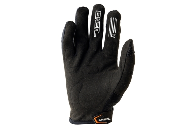Gants Longs ONEAL ELEMENT Noir Orange