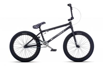 BMX Freestyle WeThePeople CURSE 20.25´´ Noir 2017