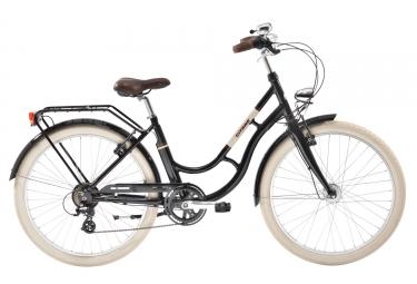 Vélo de Ville Gitane  ZUMBA Shimano Altus 7V Noir