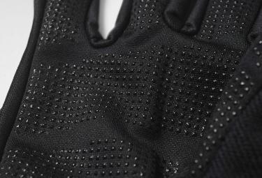 gants hiver femme adidas running climawarm running noir l