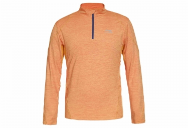 maillot manches longues li ning jeff orange s