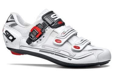 chaussures route sidi genius 7 blanc 2017 46