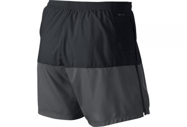 Short Homme NIKE FLEX 12.5cm Noir Gris