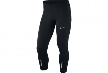 collant long homme nike power tech noir xl