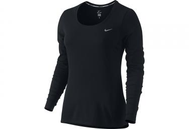 maillot femme nike zonal cooling contour noir s