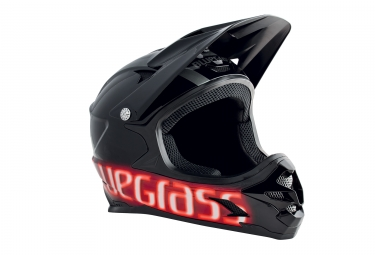 casque integral bluegrass intox noir s 54 56 cm