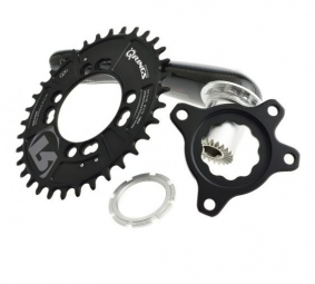rotor etoile qx1 pour pedalier specialized