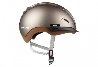 casque casco roadster tc marron m l 58 60 cm