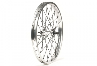 SALT VALON Front Wheel Silver