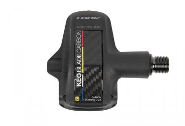 paire de pedales look 2017 keo blade carbon ti 20 noir