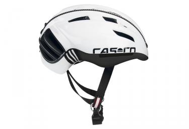 casque aero casco speedster blanc noir m 54 58 cm
