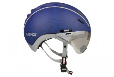 casque casco roadster tc bleu s m 55 57 cm