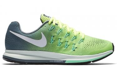 Nike AIR ZOOM PEGASUS 33 Vert Femme