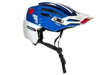 casque urge endur o matic 2 rh bleu blanc l xl 57 59 cm