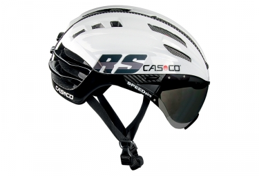 casque aero casco speedairo rs blanc noir l 59 63 cm