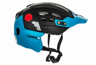 Urge Endur-O-Matic 2 Helmet Black Blue