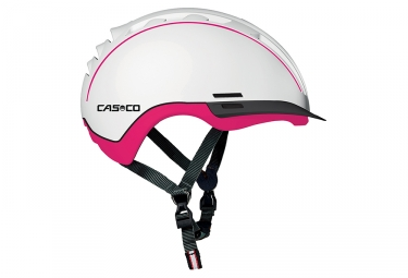 Casque Enfant CASCO YOUNG-GENERATION Blanc Rose