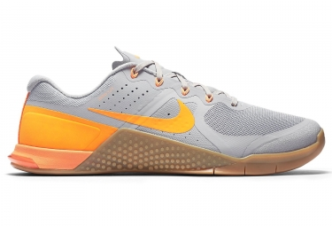 Chaussures de Cross Training Nike METCON 2 Gris