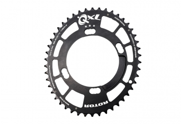 Plateau rotor qxl interne 110mm 4 branches shimano noir 34