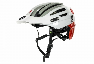 Urge Endur-O-Matic 2 MIPS Helm Weiß Grau Rot