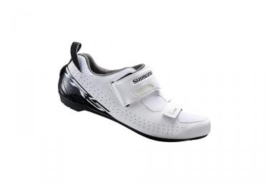 chaussures triathlon shimano tr500 blanc 40